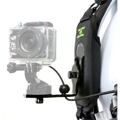 CCS POV System + Strapshot for Action Cameras